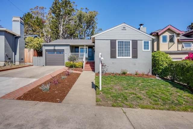 432 Northwood Dr, South San Francisco, CA 94080 (#ML81845454) :: Robert Balina   Synergize Realty