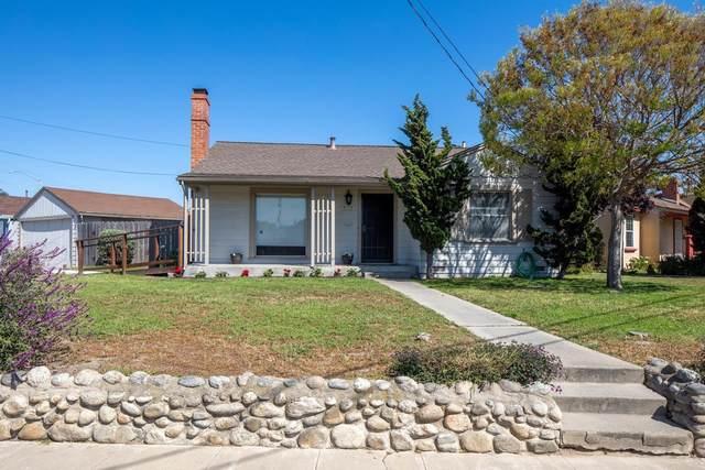 242 Eucalyptus Dr, Salinas, CA 93905 (#ML81845504) :: Real Estate Experts