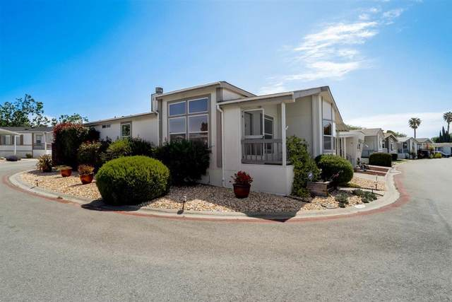 1220 Tasman Dr 57A, Sunnyvale, CA 94087 (#ML81845514) :: The Kulda Real Estate Group