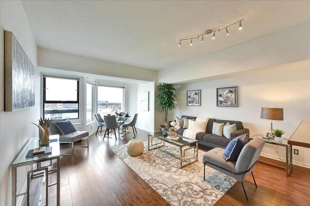 6363 Christie Ave 802, Emeryville, CA 94608 (#ML81845539) :: Strock Real Estate