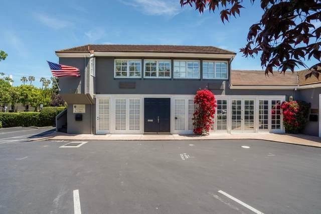 2801 Middlefield Rd, Palo Alto, CA 94306 (#ML81845544) :: The Gilmartin Group