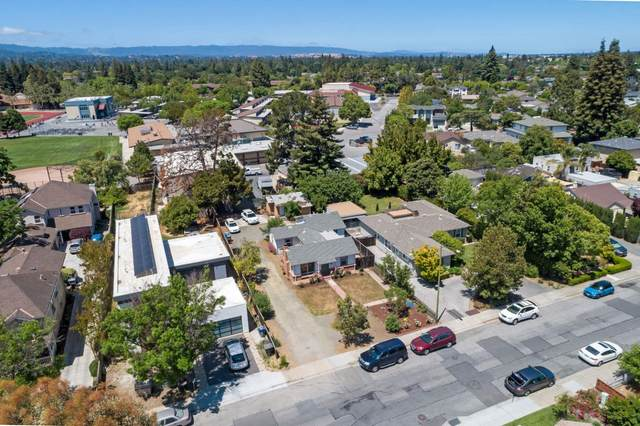 1060 Boranda Ave, Mountain View, CA 94040 (#ML81845738) :: Real Estate Experts