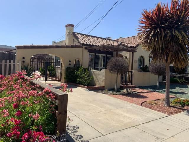 124 Lorimer St, Salinas, CA 93901 (#ML81845762) :: Strock Real Estate