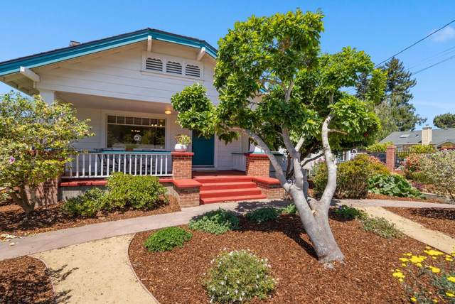 1421 Chanticleer Ave, Santa Cruz, CA 95062 (#ML81845842) :: Real Estate Experts