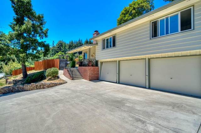 341 Hillview Dr, Felton, CA 95018 (#ML81845911) :: The Kulda Real Estate Group