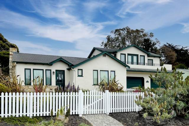 201 Crocker Ave, Pacific Grove, CA 93950 (#ML81845937) :: Alex Brant