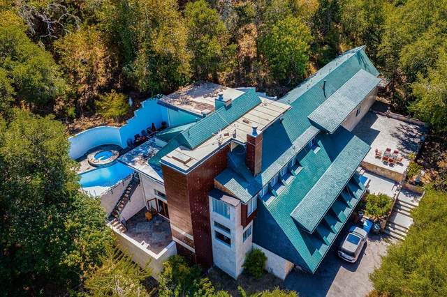 45 Crystal Springs Ter, Hillsborough, CA 94010 (#ML81845967) :: The Sean Cooper Real Estate Group