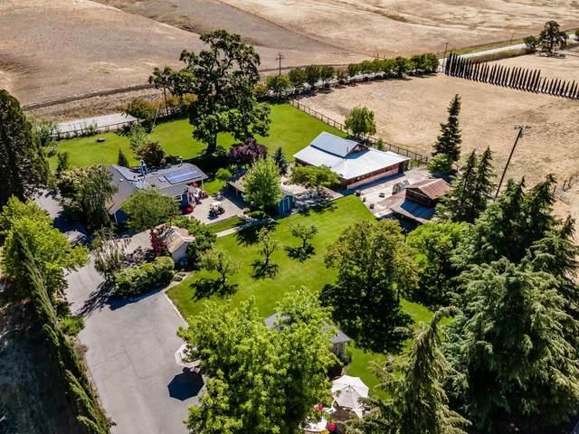 13150 Cienega Rd, Hollister, CA 95023 (#ML81845993) :: Strock Real Estate
