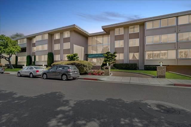 234 Elm St 106, San Mateo, CA 94401 (#ML81845996) :: The Realty Society
