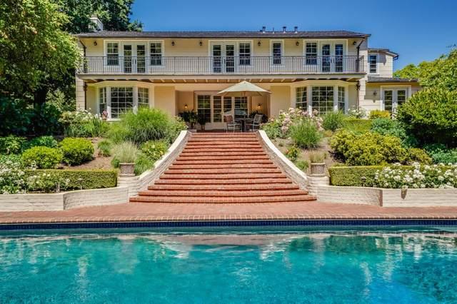 1840 Brookvale Rd, Hillsborough, CA 94010 (#ML81846044) :: Real Estate Experts