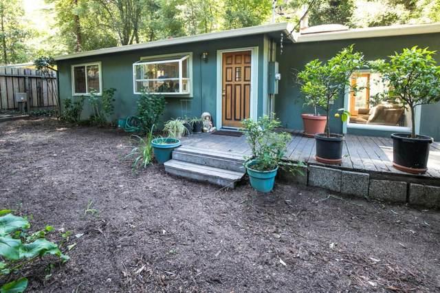 498 Redwood Dr, Felton, CA 95018 (#ML81846065) :: The Kulda Real Estate Group