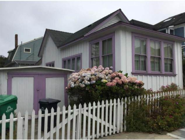 129 Forest Ave, Pacific Grove, CA 93950 (#ML81846109) :: Alex Brant