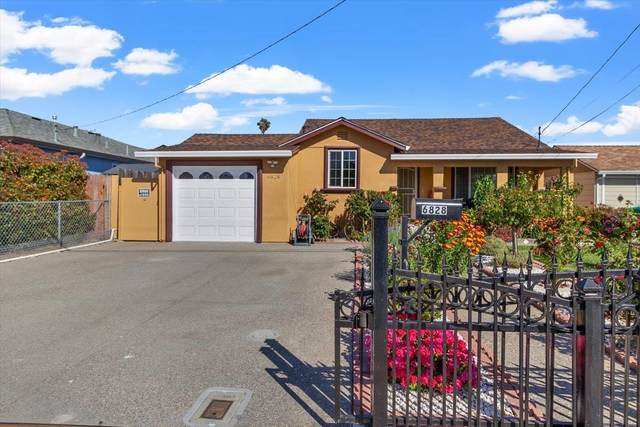 6828 George Ave, Newark, CA 94560 (#ML81846198) :: Real Estate Experts