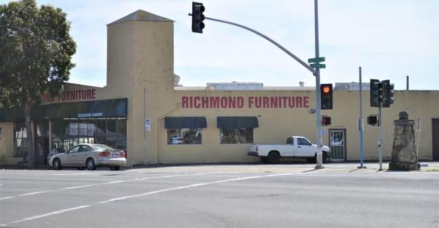 12669 San Pablo Ave., Richmond, CA 94805 (#ML81846213) :: The Realty Society