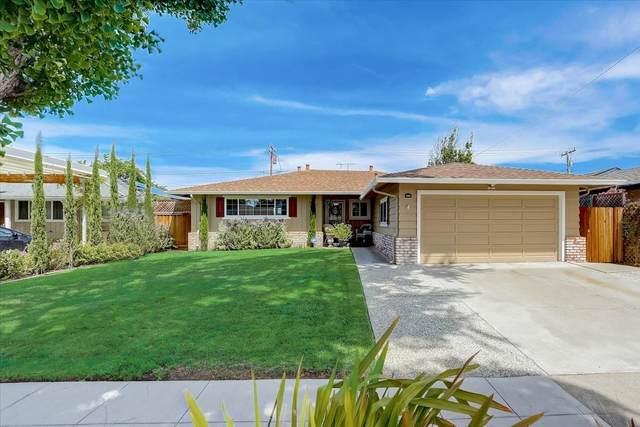 1622 Quail Ave, Sunnyvale, CA 94087 (#ML81846221) :: Intero Real Estate