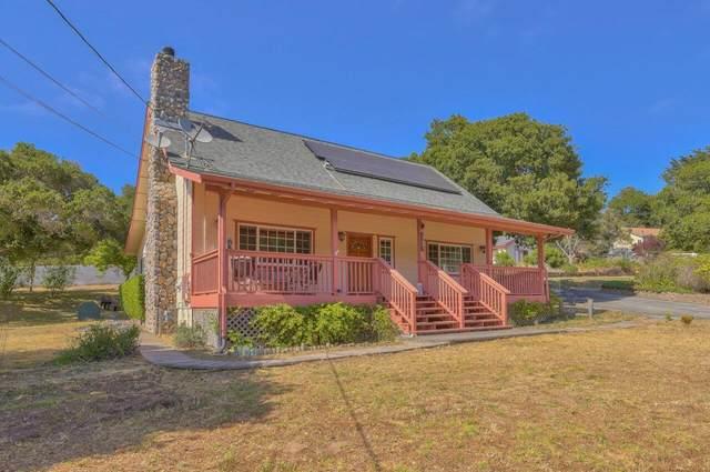 17881 Berta Canyon Rd, Salinas, CA 93907 (#ML81846258) :: RE/MAX Gold