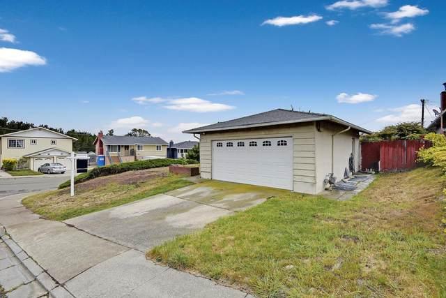 3501 Exeter Dr, San Bruno, CA 94066 (#ML81846300) :: Real Estate Experts