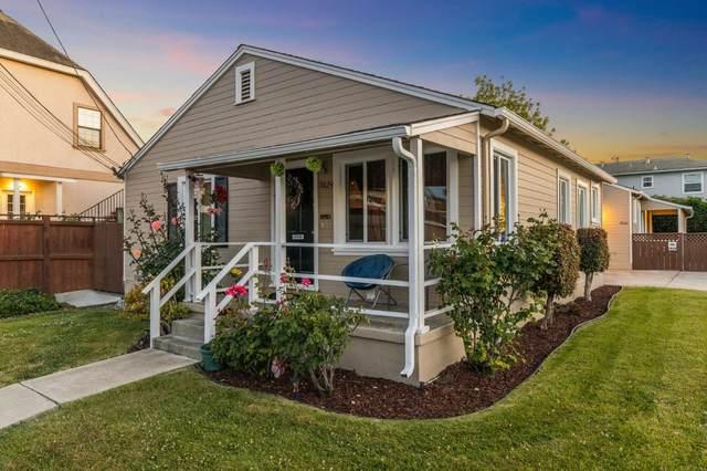 3826 King Ln, San Mateo, CA 94403 (#ML81846303) :: The Kulda Real Estate Group