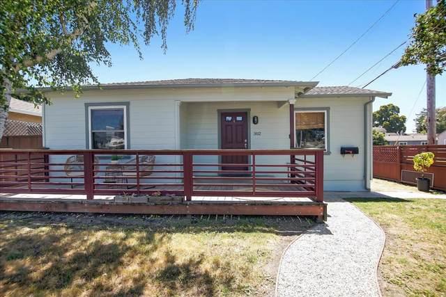302 California Ave, Santa Cruz, CA 95060 (#ML81846305) :: Real Estate Experts