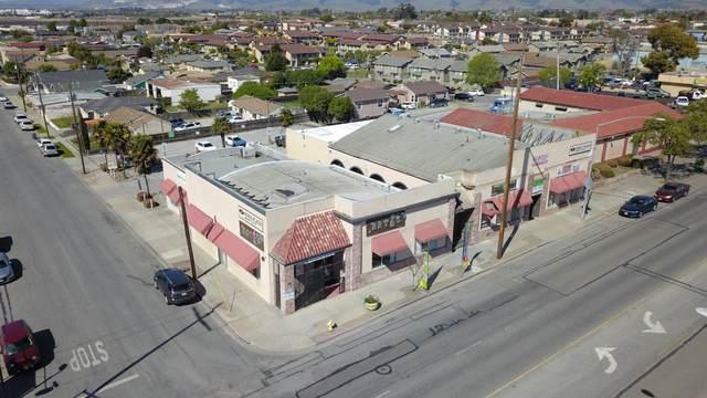 437 E Alisal St, Salinas, CA 93905 (#ML81846319) :: The Gilmartin Group