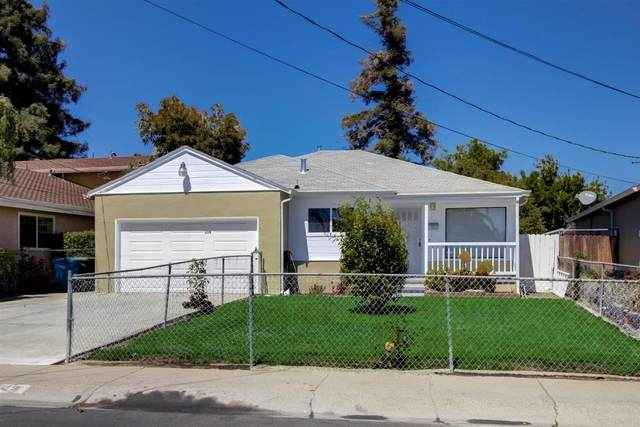119 Gardenia Way, East Palo Alto, CA 94303 (#ML81846343) :: Paymon Real Estate Group