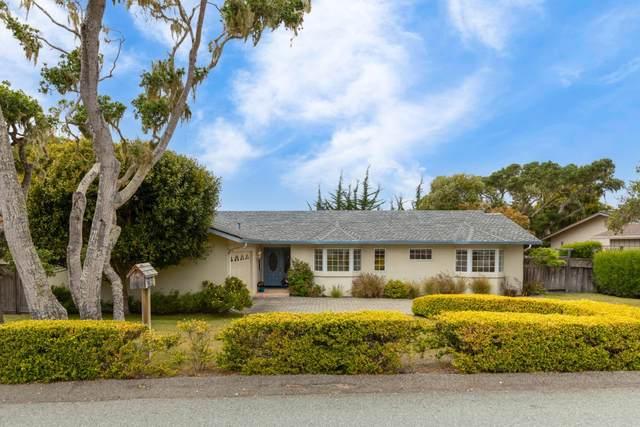 2884 Sloat Rd, Pebble Beach, CA 93953 (#ML81846355) :: Real Estate Experts