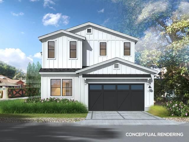 760 College Ave, Menlo Park, CA 94025 (#ML81846387) :: Intero Real Estate
