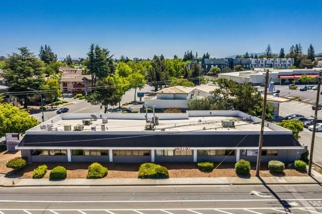 2425 California St, Mountain View, CA 94040 (#ML81846431) :: Schneider Estates