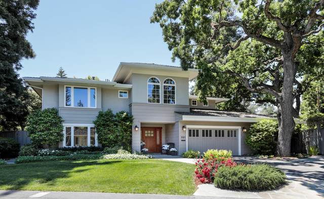 521 Grace Dr, Menlo Park, CA 94025 (#ML81846475) :: The Sean Cooper Real Estate Group