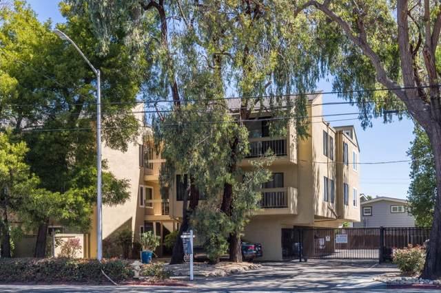 828 N El Camino Real 8, San Mateo, CA 94401 (#ML81846495) :: The Realty Society