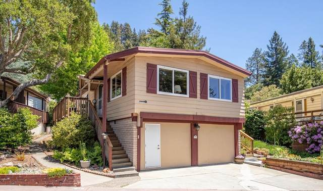 552 Bean Creek Rd 48, Scotts Valley, CA 95066 (#ML81846519) :: Real Estate Experts