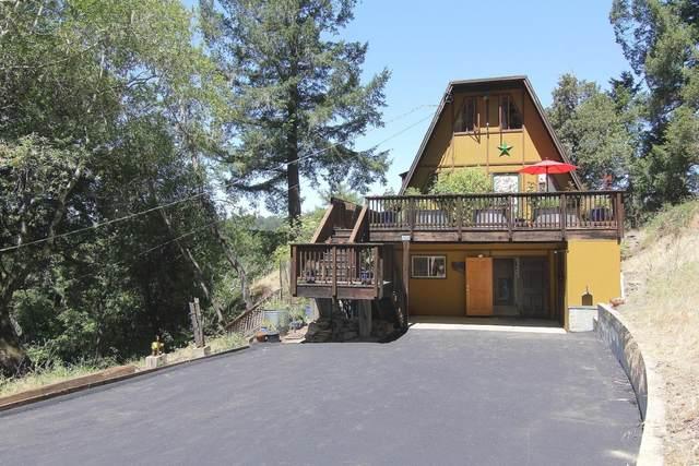 614 Bean Creek Rd, Scotts Valley, CA 95066 (#ML81846520) :: RE/MAX Gold