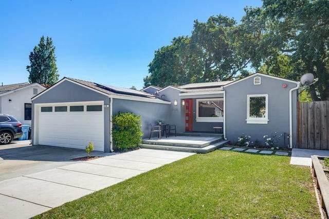 1038 Menlo Oaks Dr, Menlo Park, CA 94025 (#ML81846549) :: Real Estate Experts