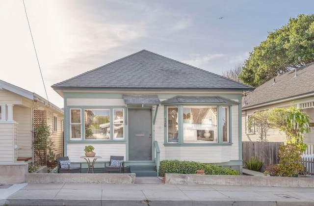 120 17th St, Pacific Grove, CA 93950 (#ML81846665) :: Alex Brant