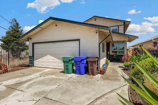 4225 Ohio Ave, Richmond, CA 94804 (#ML81846742) :: Real Estate Experts