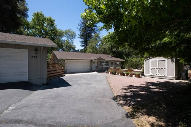 227 Arden Ave, Ben Lomond, CA 95005 (#ML81846743) :: Strock Real Estate