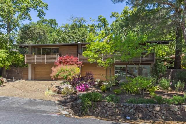 332 Canyon Dr, Portola Valley, CA 94028 (#ML81846749) :: Real Estate Experts