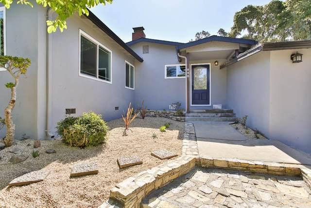 955 Walnut St, Pacific Grove, CA 93950 (#ML81846766) :: Alex Brant