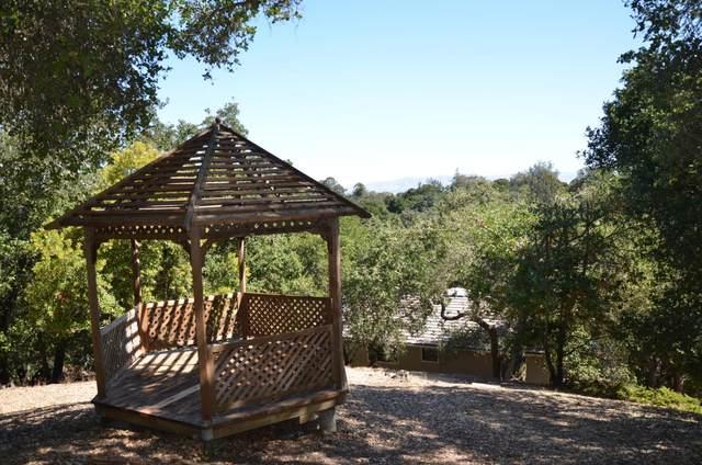 0 La Barranca Rd, Los Altos Hills, CA 94022 (#ML81846858) :: Intero Real Estate