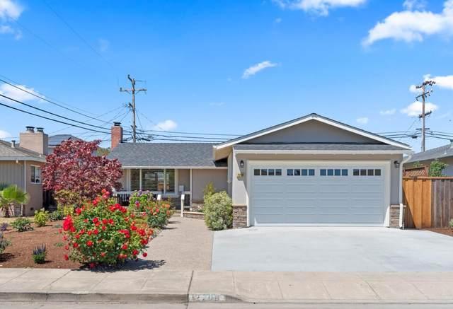 2208 Bermuda Dr, San Mateo, CA 94403 (#ML81846860) :: The Sean Cooper Real Estate Group