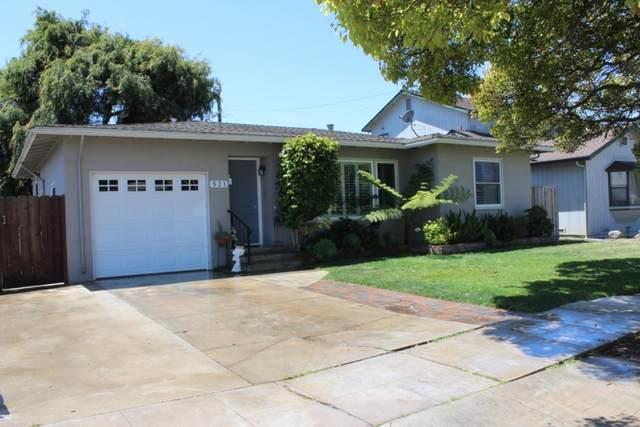521 Crescent Way, Salinas, CA 93906 (#ML81846890) :: Real Estate Experts