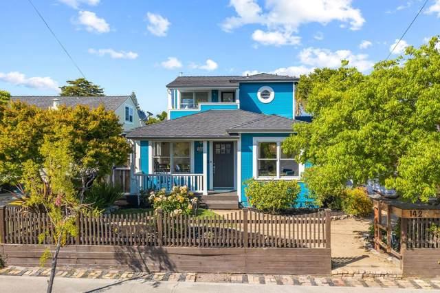 142 Berkshire Ave, Santa Cruz, CA 95060 (#ML81846907) :: Real Estate Experts