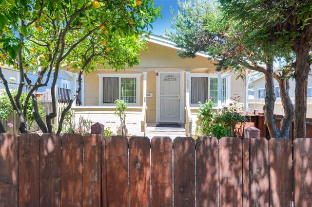 260 Vera Ave, Redwood City, CA 94061 (#ML81846952) :: Paymon Real Estate Group