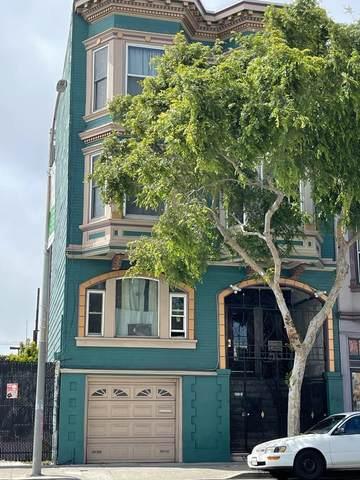 1608-1612 Folsom St, San Francisco, CA 94103 (#ML81846955) :: The Sean Cooper Real Estate Group