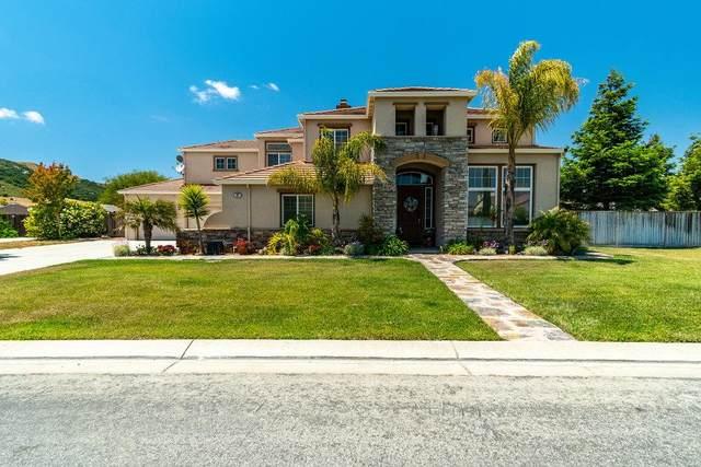 412 Via Vaquero Sur, San Juan Bautista, CA 95045 (#ML81846964) :: The Realty Society