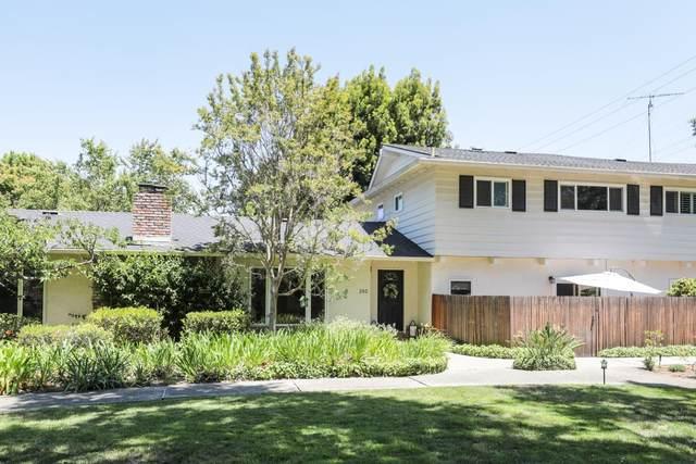 202 Ravenswood Ave, Menlo Park, CA 94025 (#ML81846987) :: Real Estate Experts