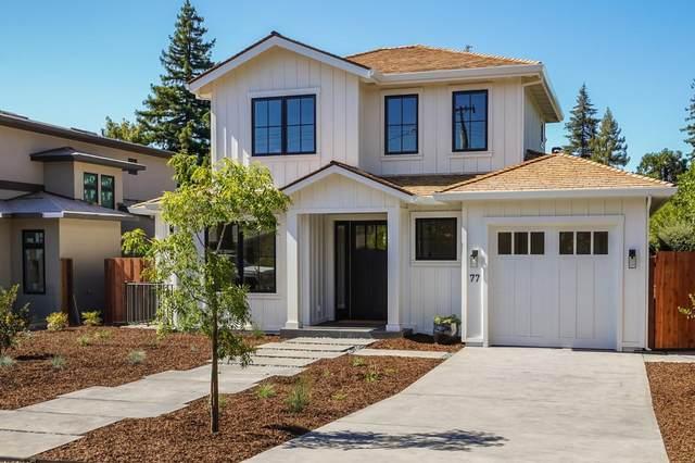 77 Lyell St, Los Altos, CA 94022 (#ML81847057) :: Strock Real Estate