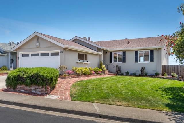 355 Erica Dr, South San Francisco, CA 94080 (#ML81847060) :: Paymon Real Estate Group