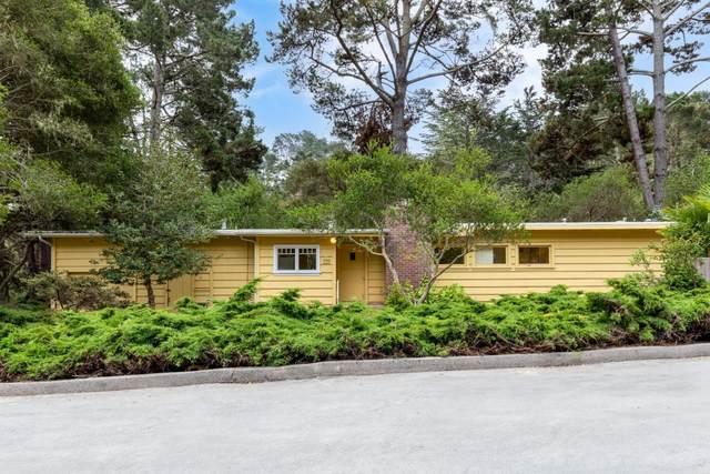 250 Mar Vista, Monterey, CA 93940 (#ML81847064) :: Schneider Estates