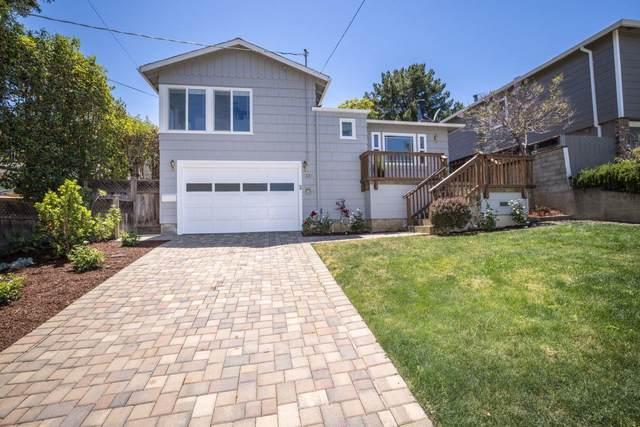324 Emerald Ave, San Carlos, CA 94070 (#ML81847067) :: The Sean Cooper Real Estate Group